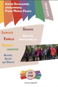 Activités socioculturelles 2020/2021