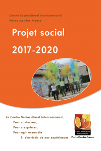 projet social 2017-2020