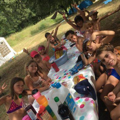 camp été